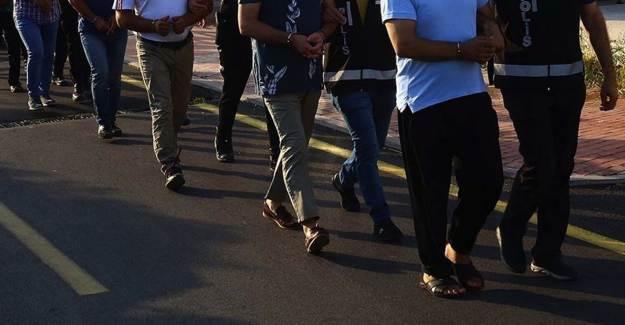 29 Ekim İçin Saldırı Planı Yapan 7 DEAŞ'lı Yakalandı