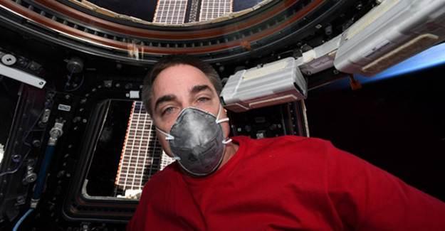 6 Aydır Uzayda Olan Astronotlar Dünya'ya Geri Dönüyor