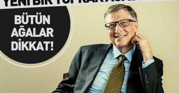 ABD'de En Büyük Toprak Sahibi Bill Gates!