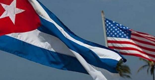 ABD'den Küba'ya Yeni Yaptırım
