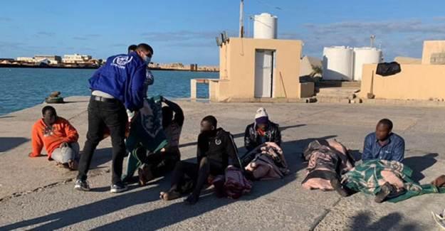 Akdeniz'de Tekne Battı! Onlarca Ölü Var
