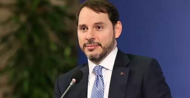 Albayrak: Türkiye Ekonomisi Büyüyor!