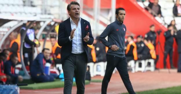 Antalyaspor'da Hareketlilik