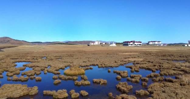 Ardahan'daki Kuş Cenneti Putka Gölü, Doğal Koruma Alanı Oldu