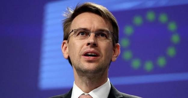 Avrupa Birliği'nden Türkiye'ye Çağrı
