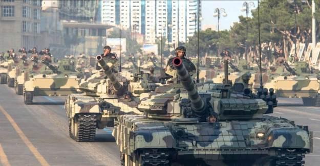 Azerbaycan Ordusu'nun Operasyonları