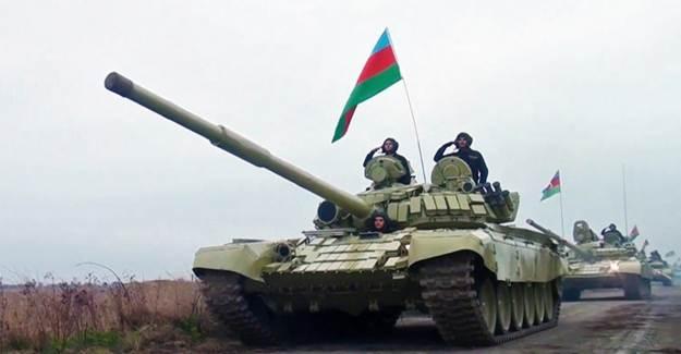 Azerbaycan Savaş Boyunca 2 Bin 783 Şehit Verdi!