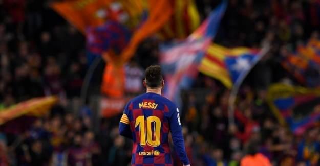Barcelona'nın Stadına 'Lionel Messi' İsmi Verilebilir!