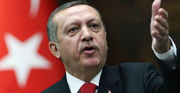 Başkan Erdoğan Berlin'deki Baskını Kınadı