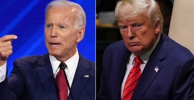 Başkan Trump: FBI, Joe Biden'ı Soruşturmalı