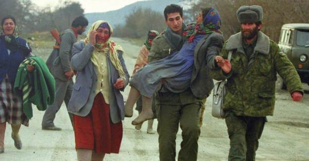 Batı Medyası Azerbaycan Konusunda Üç Maymunu Oynuyor