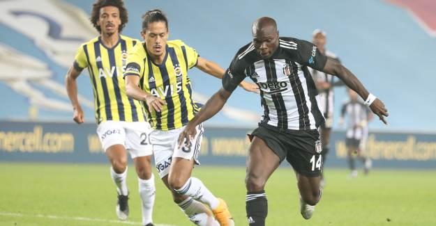 Beşiktaş'ın En Erken Golü Aboubakar'dan!