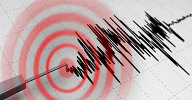 Can Azerbaycan'da Korkutan Deprem
