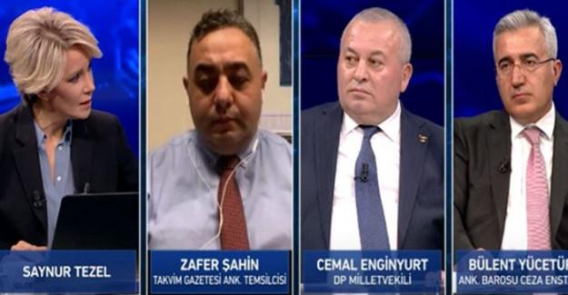 Cemal Enginyurt'tan Selçuk Özdağ Saldırısına 'MHP' Yorumu