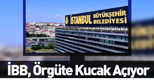 CHP'li İBB'de PKK'lı Çalışmaya Başladı