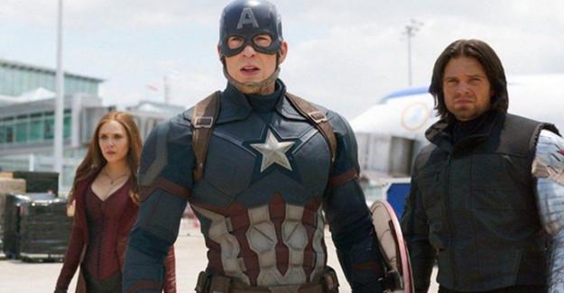Chris Evans Captain America Rolüne mi Dönüyor?
