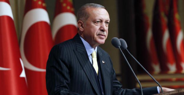 Cumhurbaşkanı Erdoğan: '10 Milyon Doz Aşıyı Ülkemize Getirttik'