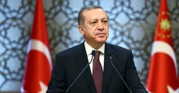 Cumhurbaşkanı Erdoğan'dan Dil Açıklaması