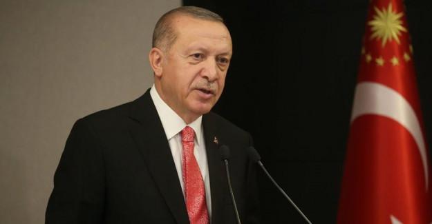 Cumhurbaşkanı Erdoğan'dan Şehit Selim Gedik'in Yakınlarına Başsağlığı