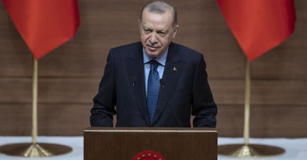Cumhurbaşkanı Erdoğan'dan Tübitak'a Taktir!