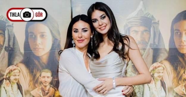 Defne Samyeli, Kızı Deren Talu'nun Rol Aldığı Film Hakkında Konuştu