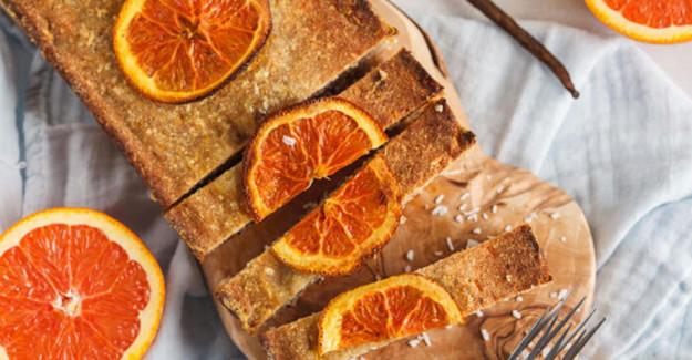 Diyet Portakallı Kek Nasıl Yapılır?