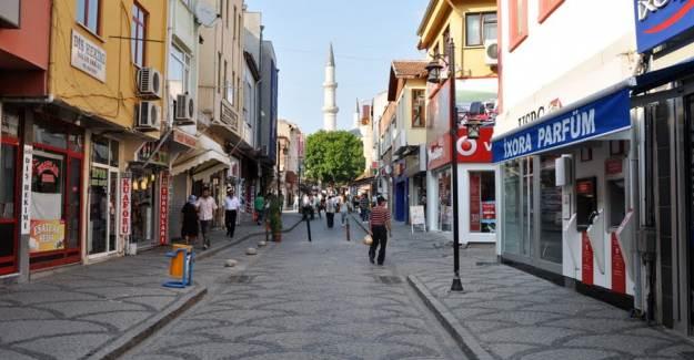 Edirne'nin 2 Caddesine Kısıtlama!
