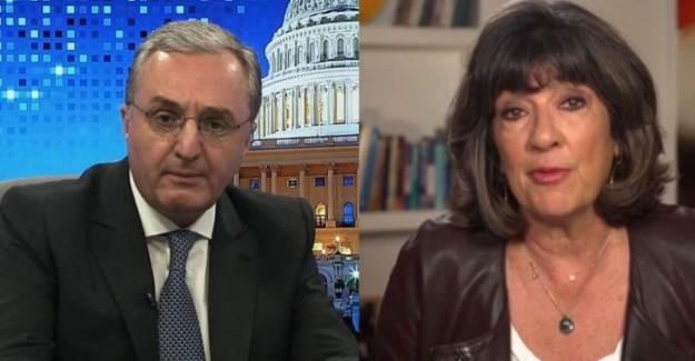 Ermenistan Dışişleri Bakanı Canlı Yayında Rezil Oldu