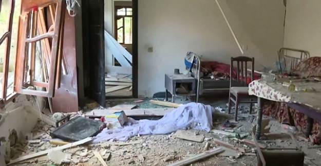 Ermenistan Tekrar Sivillere Saldırdı!