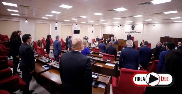 Ersin Tatar Cumhurbaşkanlığı Görevi İçin Ant İçti