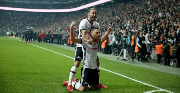 Eski Beşiktaşlı Oyuncu Süper Lig'e Dönüyor