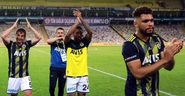 Fenerbahçe'de Kalmak İsterdim