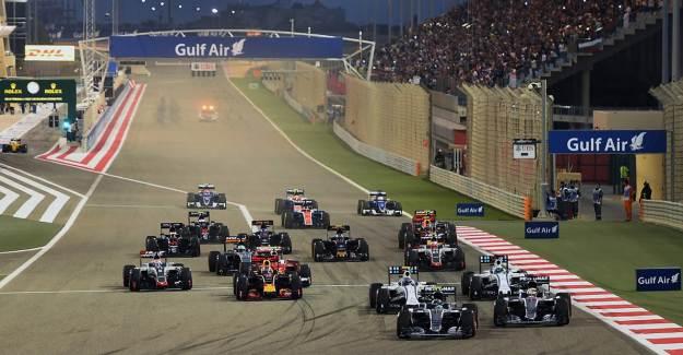 Formula 1 Heyecanı Bahreyn'de