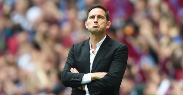 Frank Lampard'ın Koltuğu Sallantıda