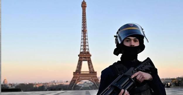Fransa'da Sokağa Çıkma Yasağı Genişletiliyor