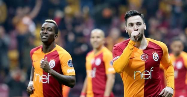 Galatasaray'ın Yıldızı Geri Dönüyor