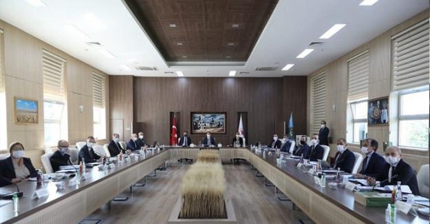 Gıda Komitesi Toplanıyor