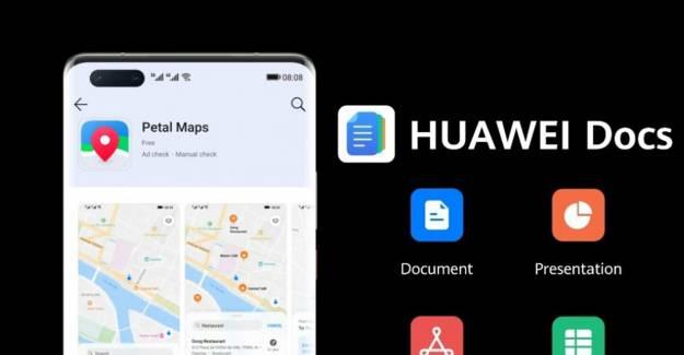 Google Dökümanlar Alternatifi Huawei Docs Tanıtıldı