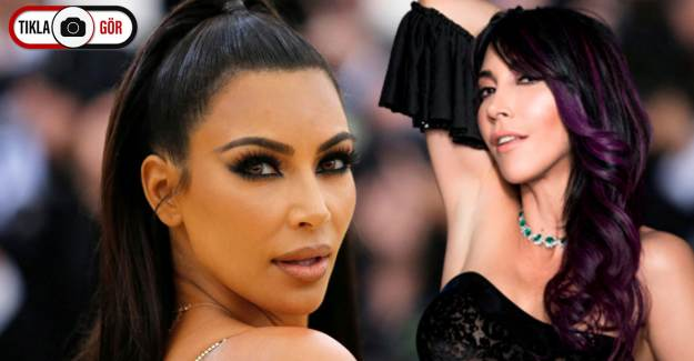 Hande Yener, Yeni İmajıyla Kim Kardashian'a Benzetildi!