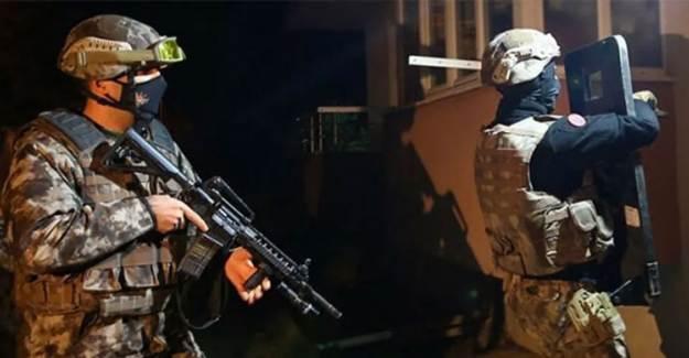 HDP İlçe Binasına Operasyon