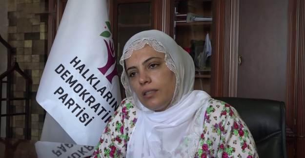 HDP'li Milletvekili Remziye Tosun'a Soruşturma!