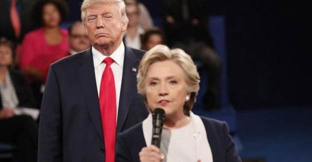 Hillary Clinton: Seçimleri Trump Kaybedecek