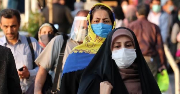 İran Vaka Sayılarında Yine Rekor Kırdı