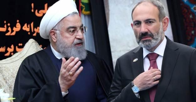 İran'dan Ermenistan'a Yardım