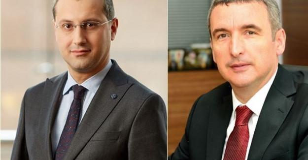 İş Bankası Genel Müdür Yardımcılığına İki Atama