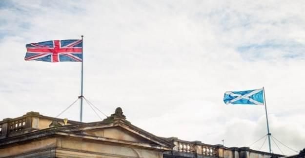 İskoçya Bağımsızlık İstiyor