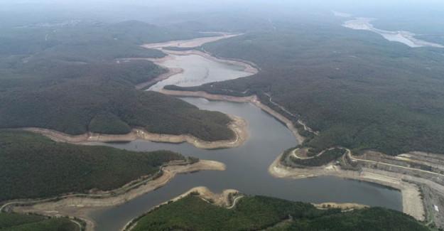 İstanbul'daki Barajların Su Seviyesi Yükseldi