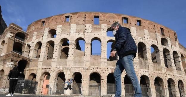İtalya'nın Vaka Sayılarında Yeni Rekor Kırıldı