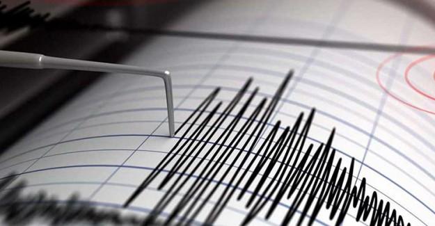 İzmir'de 4.0 Büyüklüğünde Deprem Daha!