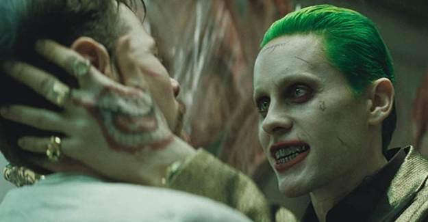 Jared Leto Yeniden Joker Rolünde